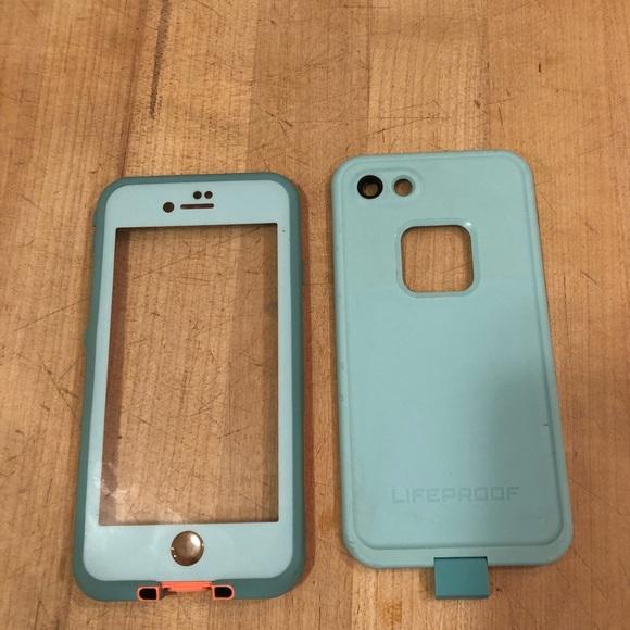 best website a60e2 2c04e Otterbox Lifeproof iPhone 8 case w/card holder